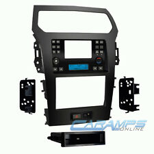 FORD EXPLORER SINGLE OR DOUBLE 2 DIN CAR STEREO DASH INSTALLATION TRIM BEZEL KIT