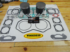 SKI DOO 800R DUAL RING PISTON TOP END KIT WITH BEARINGS AND WINDEROSA GASKETS