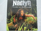 Nadiya - Vivre ou Survivre - Cardsleeve Single Promo CD (1 Track)