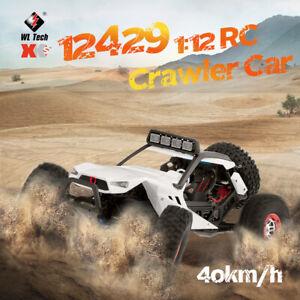 WLTOYS 1:12 40KM/H 4WD RC AUTO ELETTRICA MACCHINA REGALO PER BAMBINI ADULTI