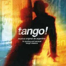 Tango! - musica originale de Argentina Enrique Damas, Susana Rinaldi, ROS [CD ALBUM]