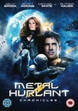Metal HURLANT Chronicles 5060192815597 With Rutger Hauer DVD Region 2