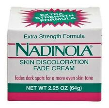 NADINOLA Extra Strength Skin Discoloration Fade Cream 2.25oz