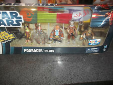 Star Wars Action Figures 3 Battle Pack Republic Troopers VHTF  New