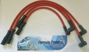 Fiat Panda (169) 1.1, 1.2. Formula Power Original 10mm Rennen Leistung Kabel Set