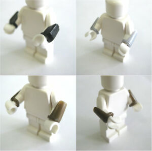 Custom VAMBRACES Arm Armor for Minifigs -Knights, Spartans- Pick your Color!