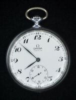 ***REDUCED***  Omega Geneve pocket watch 1970 (S/N:25563508)