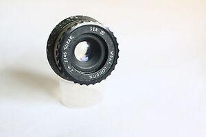 Wray London Supar Series III 2 inch F4.5 Enlarging Lens Sold As Is