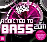 Ministry of Sound: Addicted to Bass 2011 [CD] New & Sealed FAST SHIPPING!