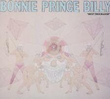 BONNIE PRINCE BILLY Best Troubador (2017) 16-track CD album NEW/SEALED