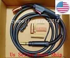 Us Seller Mig Welding Gun 15' 200Amp replacement,Lincoln Magnum 250L,k533-7