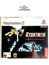 Stuntman PAL/EUR PS2 Promo Retro Playstation Videojuego Videogame Mint State