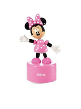 BRIO Disney Mickey Mouse Clubhouse Push Puppet (Minnie Mouse)