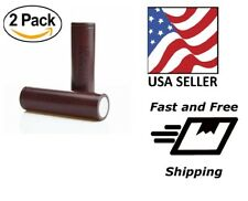 2x LG INR 18650 HG2 Rechargeable High Drain Li-ion Battery 3000mAh Flat Top Vape