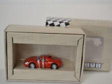 20 ) BUB 1:87 Bubmobile 08320 Porsche 904 GTS - rot in OVP