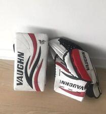 New listing Vaughn Velocity V5 Sr Goalie Glove And Blocker 7490