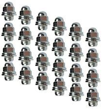 Dorman Wheel Lug Nuts - Set of 24 - Fits Mitsubishi, Dodge, Chrysler