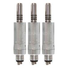 3*NSK Style Dental Low Speed Handpiece Air Motor 4Hole WY4 inner water spray
