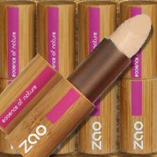 Zao Make-up 491 Concealer Abdeckstift Naturkosmetik bio fair, sehr hell neutral
