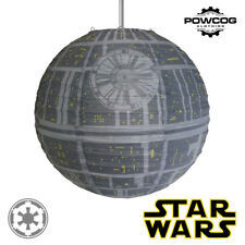 Star Wars Death Star Paper Light Shade Lamp Shade Official Star Wars Merchandise