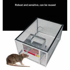 Continuous Mousetrap Mouse Rat Snake Trap Cage Pest Rodent Control Bait Catch