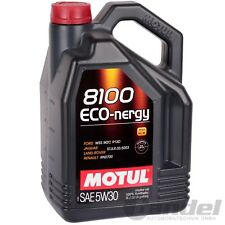 Motoröl MOTUL 8100 Eco-nergy 5w30 5 Liter