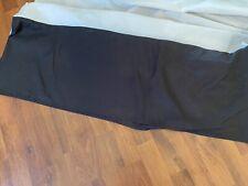 "Mainstays Queen Size Black Tailored Bedskirt 14"" Drop"