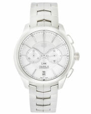 TAG HEUER LINK CHRONOGRAPH AUTOMATIC MEN'S WATCH CAT2111.BA0959, MSRP: $5,800