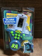 Brand New Monsters Inc. Scare Station Electronic Game 2001
