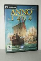 ANNO 1404 GIOCO USATO OTTIMO STATO PC DVD VERSIONE ITALIANA GD1 53175
