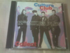 "CULTURE CLUB - COLLECT (12"" MIXES PLUS) - 14 TRACK CD ALBUM"