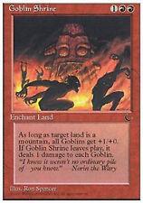 MRM ENGLISH 4x Goblin Shrine MTG magic CHC