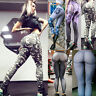 Women Yoga Sports Leggings Fitness Casual Running Gym Stretch Trousers Plus Size