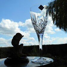 "Edinburgh Crystal  BUTE  8 3/4""  WINE  goblet OR goblets ( VERY RARE DESIGN )"