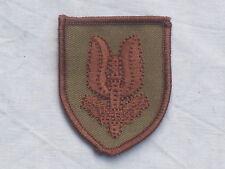 SPECIAL Air Service, SAS, Beret badge, paracadutisti, Marrone/cachi