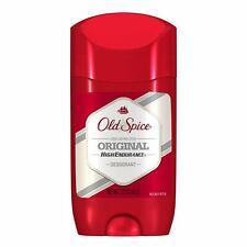 Old Spice High Endurance Deodorant Lasting Stick Original Scent 2.25 oz (2 pack)