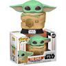 Funko Pop! Star Wars: The Mandalorian - The Child in Bag 405 50963 In stock