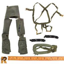 PLA Female Pilot - Speed Pants & Harness Set - 1/6 Scale - Flagset Action Figure