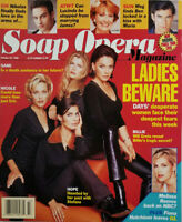 Soap Opera Magazine Oct 27 1998 Ladies Beware Days of our Lives - Melissa Reeves