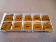 SECO SNMF 120408T-46 Inserts for milling. Brand new pack of ten.