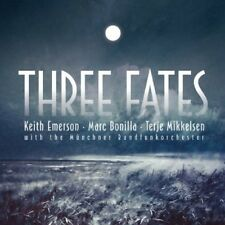 Keith Emerson - Three Fates [New CD]