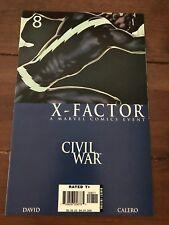 X-Factor #8 (2006) Marvel Comics