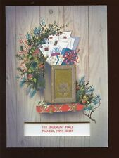 Vintage Original Elston Howard Christmas Card