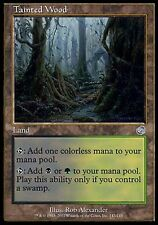 1x Tainted Wood Torment MtG Magic Land Uncommon 1 x1 Card Cards