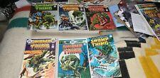 Swamp Thing 6 11 12 14 20 32 (6 Comics) Lot ~ Alan Moore ~ DC Comics ~ Mid Grade