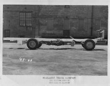 Available Truck Company Chassis Press Photo 0008 Chicago