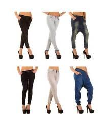 L32 Markenlose Damen-Jeans
