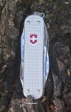 Swiss Army Knife, MiniChamp Silver Alox, Victorinox 0.6381.26US2, New In Box