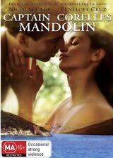 Captain Corelli's Mandolin (DVD, 2011)