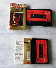 RENE CAROL Rote Rosen... 1980er Chrom Polydor Doppellänge MC TOP